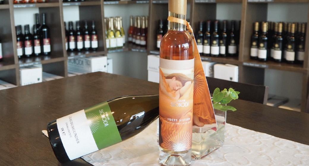 Vinothek Fabian Sloboda Podersdorf am See Weinshop Wein